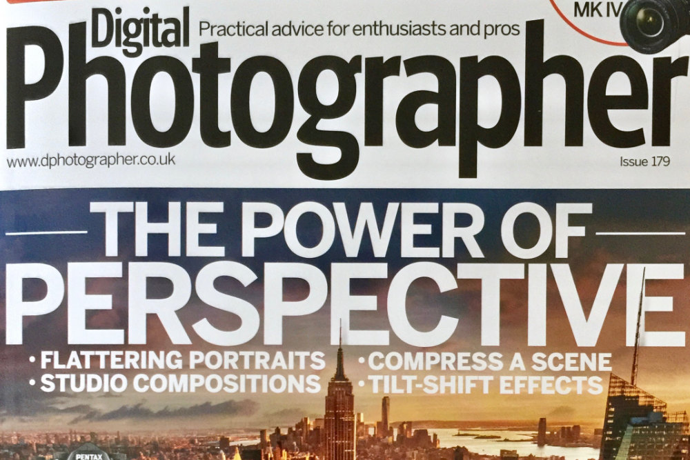 My interview with Digital Photographer Magazine…