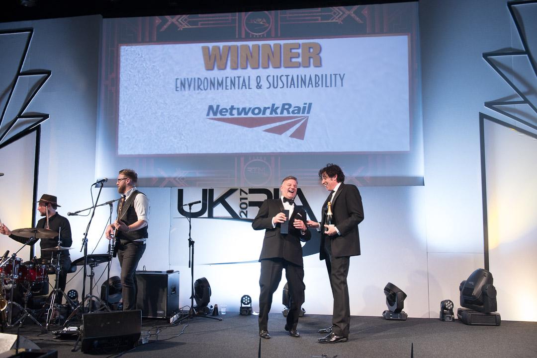 UK Rail Industry Awards 2017