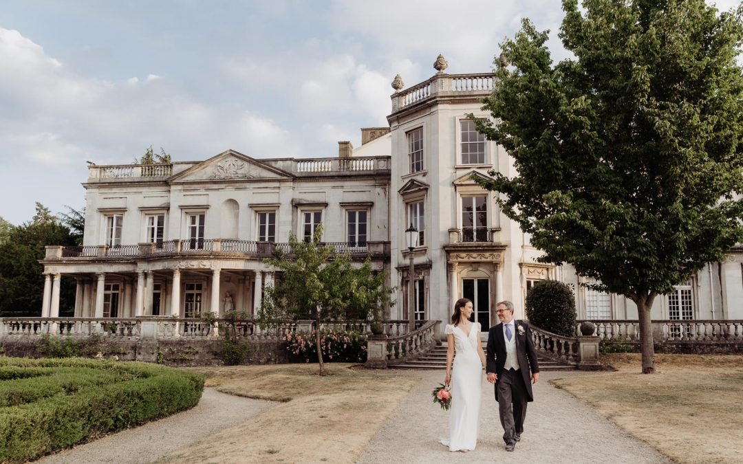Grove House, Roehampton Wedding Photographer – Estelle & Julian