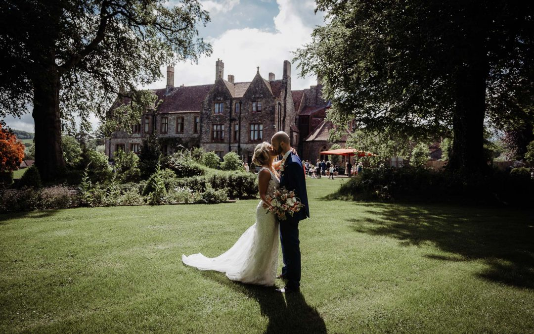 Huntsham Court, Devon Wedding Photographer – Hester & Rob