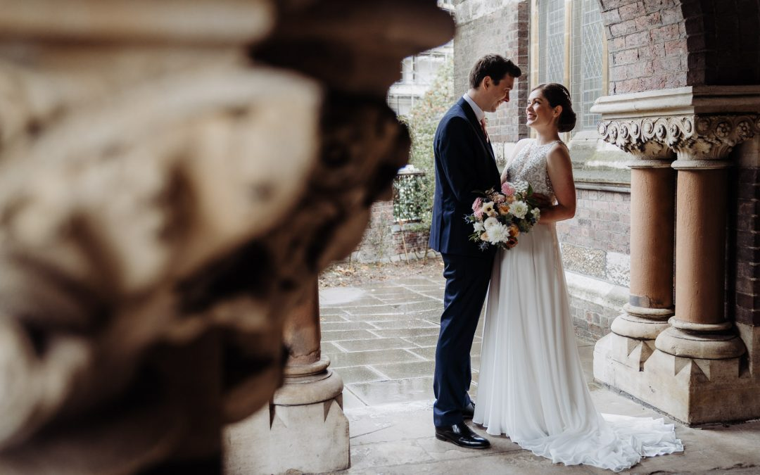 St Stephen's, Hampstead Wedding Photographer – Kirsty & Dennis